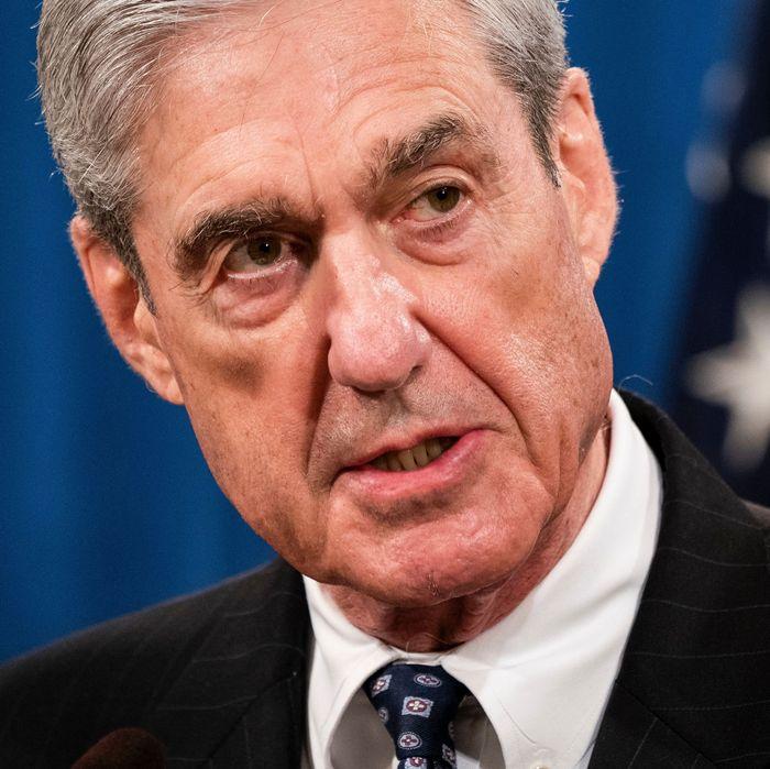 Robert Mueller U2019s Statement Full Speech Transcript