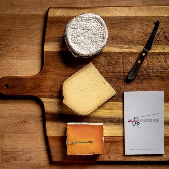 Saxelby Cheesemongers' Monthly Cheese Club