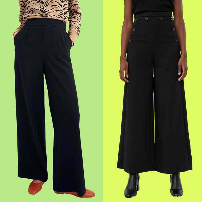 21 Best Black Work Pants For Women 2020 The Strategist New York Magazine