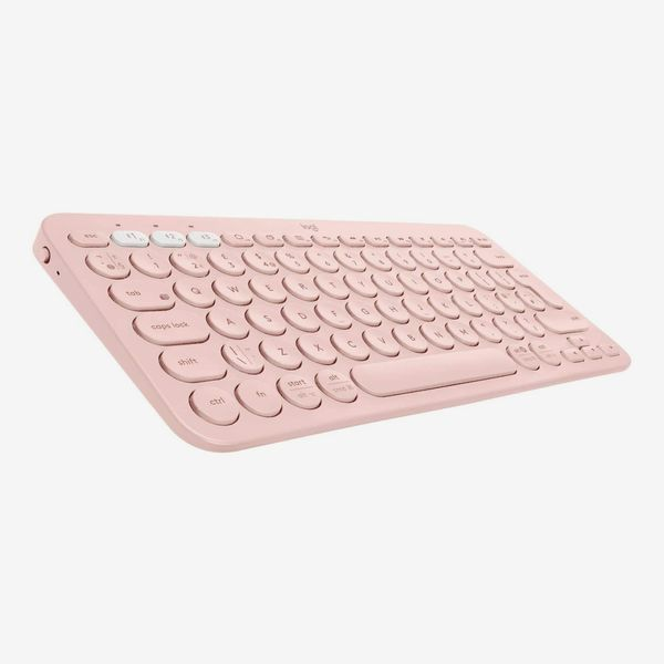 Logitech K380 Multi-Device Bluetooth Scissor Keyboard for Mac