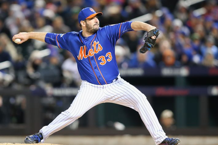 MLB: OCT 17 NLCS - Game 1 - Cubs at Mets