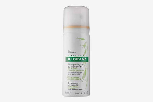 Klorane Dry Shampoo with Oat Milk Mini