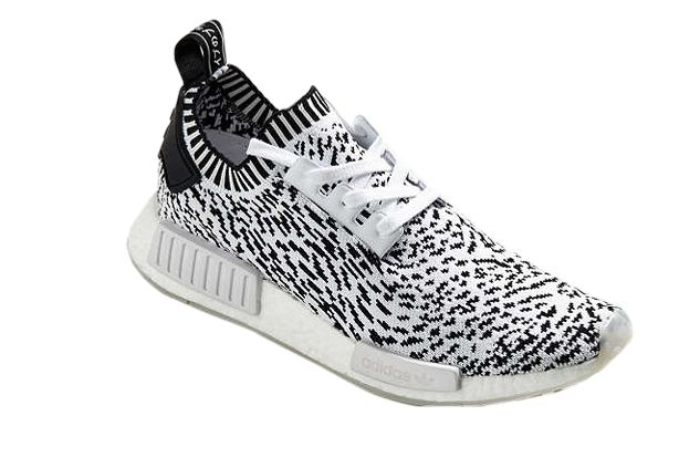Adidas NMD R1 Spotted Primeknit Sneaker
