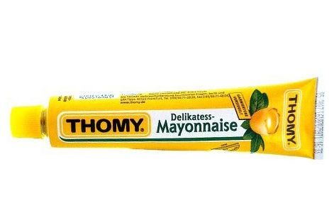 Thomy Delikatess Mayonnaise in Tube