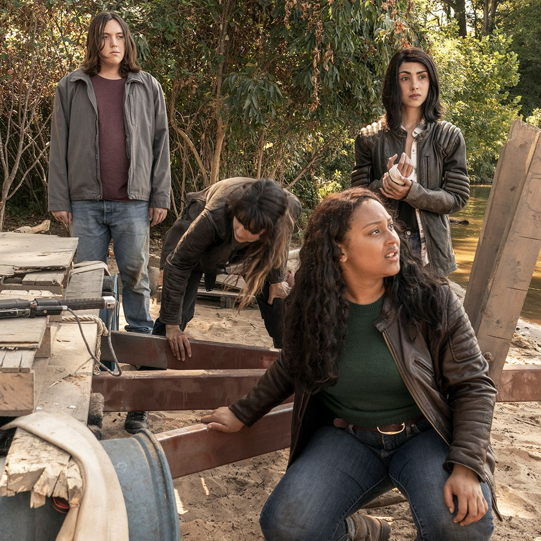 The Walking Dead World Beyond Recap Season 1 Episode 5