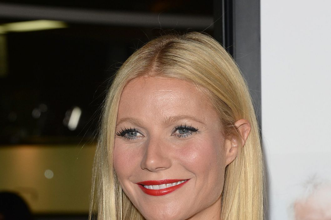 Actress Gwyneth Paltrow attends the premiere of Roadside Attractions' 'Thanks For Sharing' at ArcLight Cinemas on September 16, 2013 in Hollywood, California.