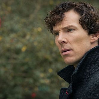 Sherlock Holmes Is Not Gay, Not Straight, Says Steven Moffat