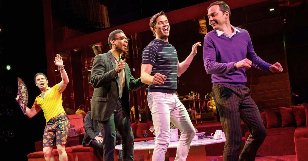 Ryan Murphy Will Bring The Boys in the Band to Netflix, Which Is Theater Now