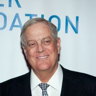 NEW YORK, NY - APRIL 27:  David Koch, EVP of Koch Industries attends the 33rd annual American Image Awards at the Grand Hyatt on April 27, 2011 in New York City.  (Photo by Steven A Henry/Getty Images)