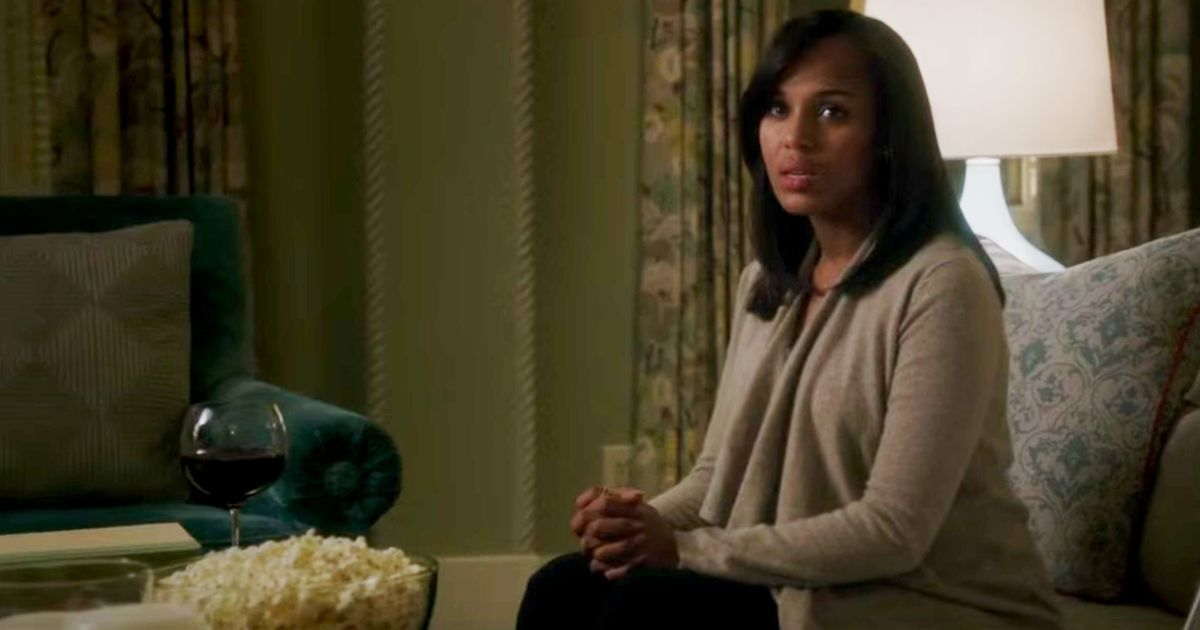 Scandal What It S Like To Eat And Drink Like Olivia Pope