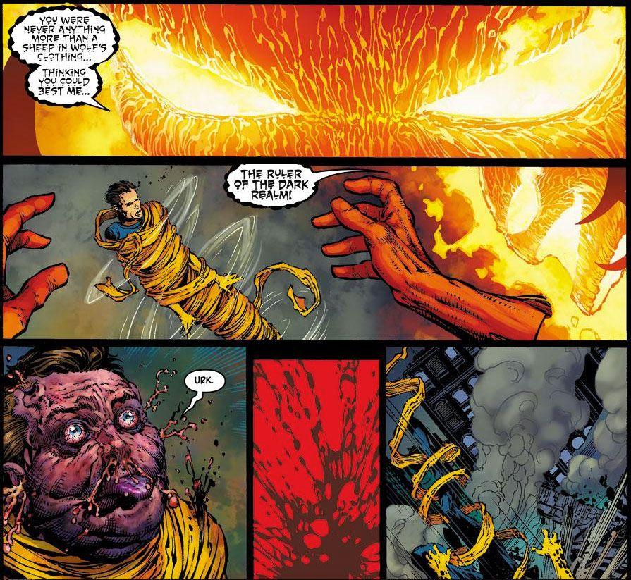 Who Is Dormammu, Doctor Strange's Cosmic Villain?