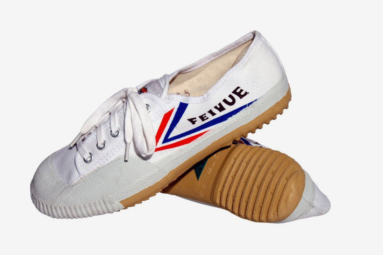 Feiyue Fe Lo Classic White Sneakers