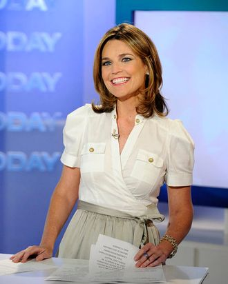 Good Morning America Is On A Little Roll Against Savannah Guthrie