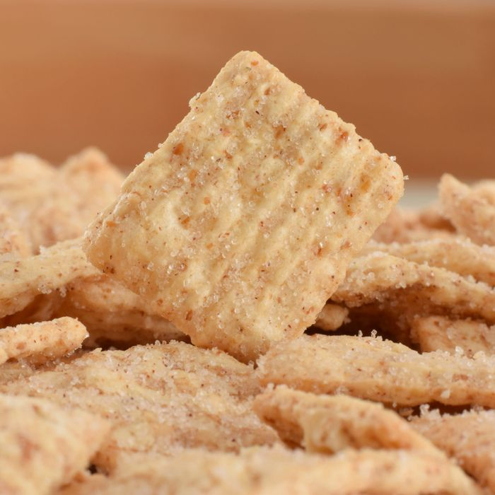 Cinnamon Toast Crunch.