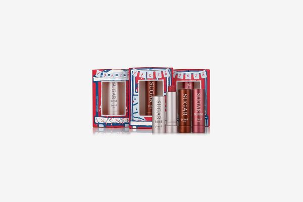 Fresh Three's A Charm Travel Size Sugar Lip Treatment
