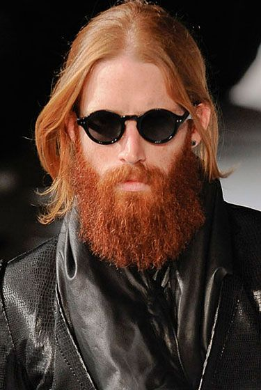 "<b>Best (and most natural-looking) fire beard.</b><a href=""http://nymag.com/fashion/fashionshows/2012/fall/main/europe/menrunway/rynshu/""></a>  <a href=""http://nymag.com/fashion/fashionshows/2012/fall/main/europe/menrunway/rynshu/"">See the complete fall 2012 Rynshu collection.</a>"