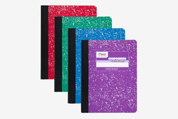 Mead Composition Wide Ruled Notebooks