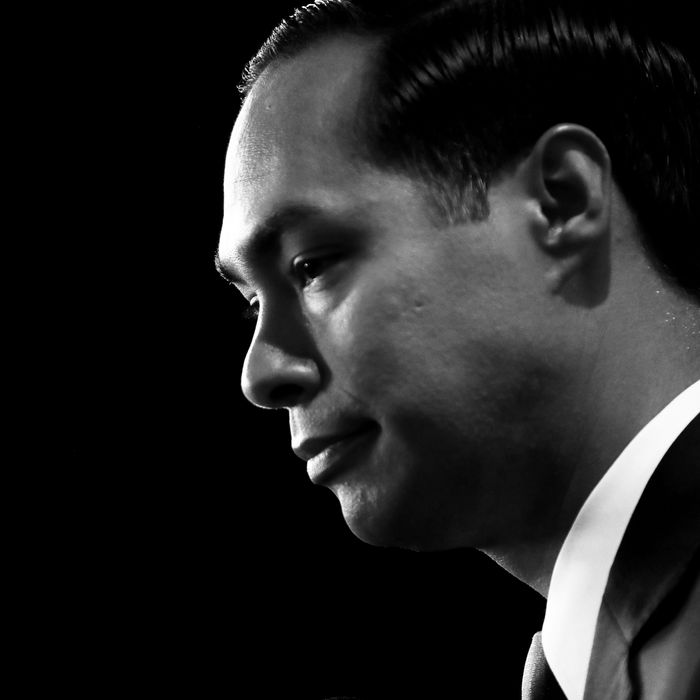 Julián Castro, former HUD secretary and 2020 presidential candidate.