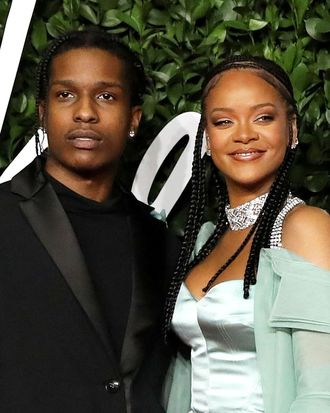 Is Rihanna Dating A Ap Rocky