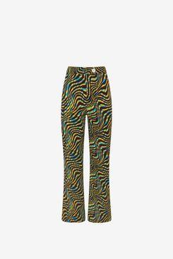 Gimaguas Disco Zebra Pants