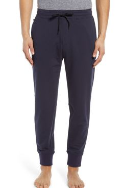 Tommy John Men's French Terry Joggers