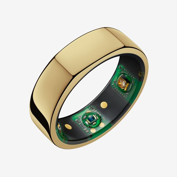 Oura Heritage Ring in Gold