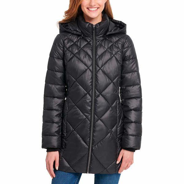 Andrew Marc Ladies' Long Jacket