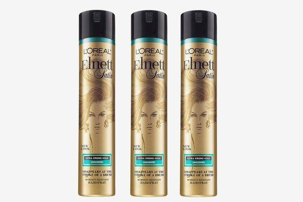 L'Oréal Paris Elnett Satin Extra Strong Hold Hairspray