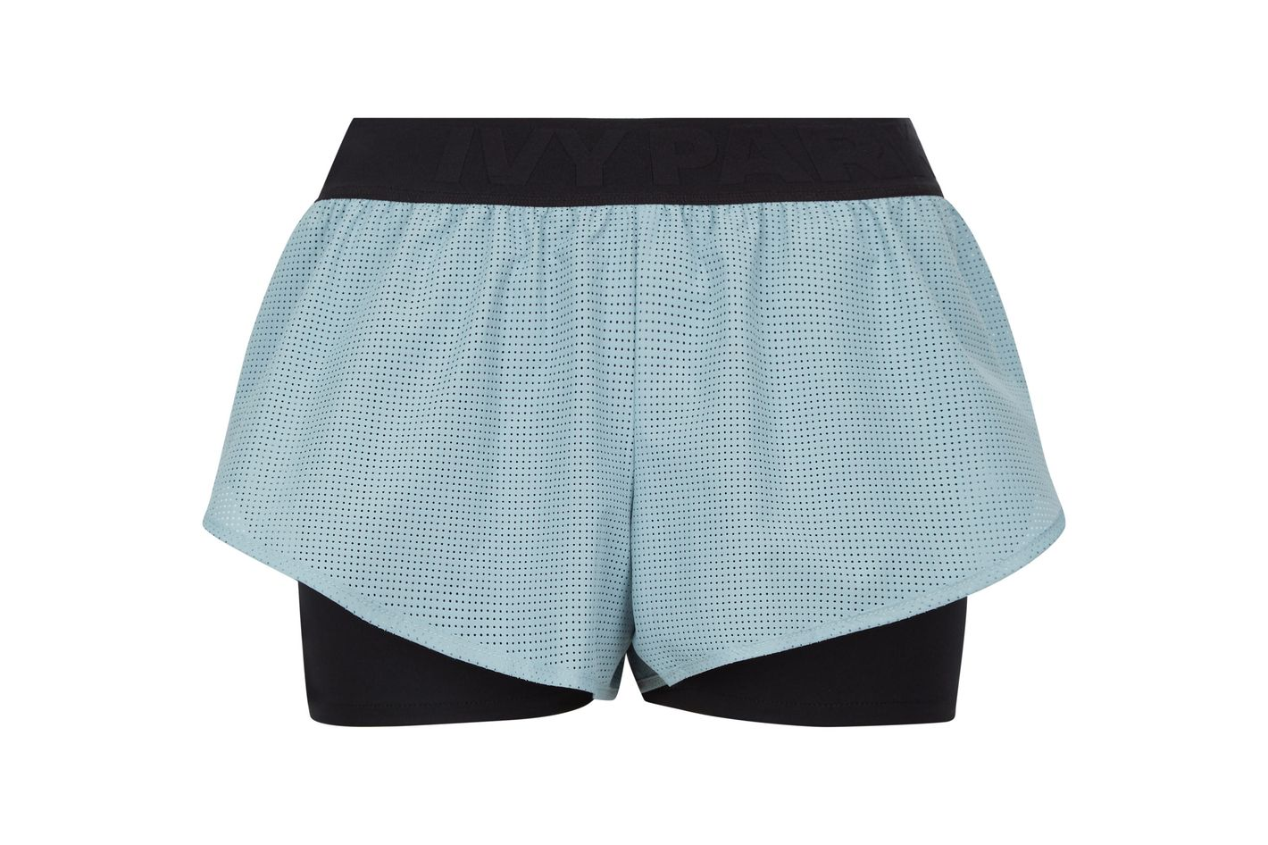 Perforated Shorts