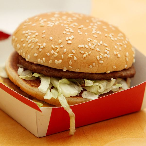 A $15 Minimum Wage Will Only Raise Big Mac Prices by About 22 Cents