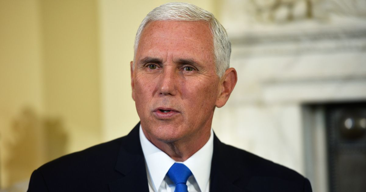 Pence: I Participated in the Ukraine Plot But Only As a Patsy