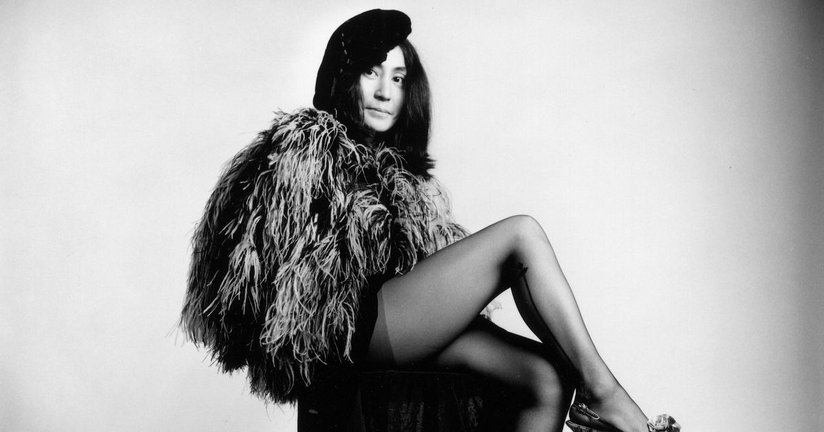 Excellent topic young yoko ono nude sorry
