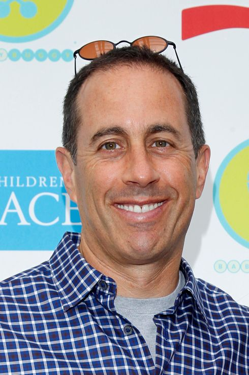 Jerry Seinfeld - BABY BUGGY Bedtime Bash - Wollman Rink Central Park,  New York - June 6, 2012