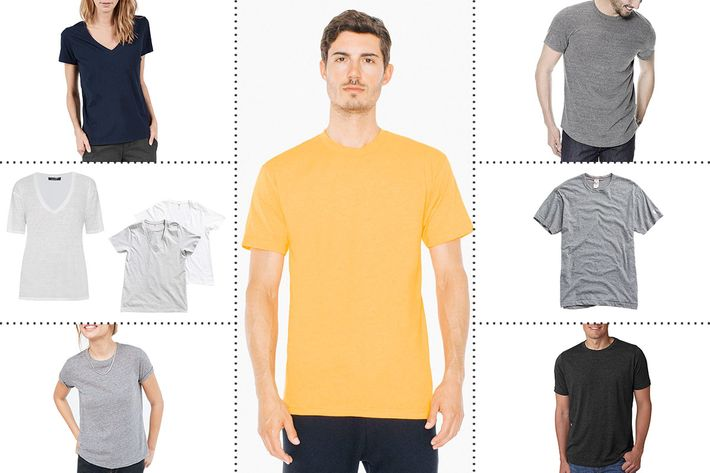 7f0ddade9 The American Apparel Version: What a product this was! The tees were the  kind you'd sleep in, then just not bother to change out of on your way to  work the ...