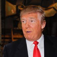 TV personality Donald Trump.
