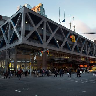 Operations Inside The Port Authority Bus Terminal