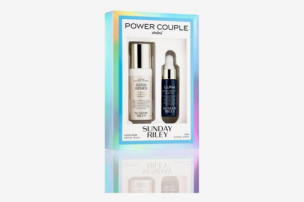 Sunday Riley Power Couple Mini Kit