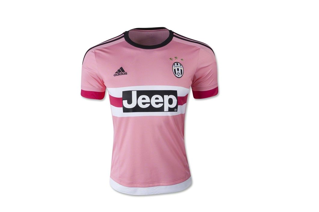 New Blank Juventus Away Jersey