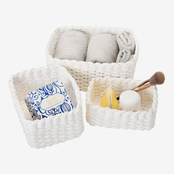 La Jolíe Muse Woven Storage Baskets
