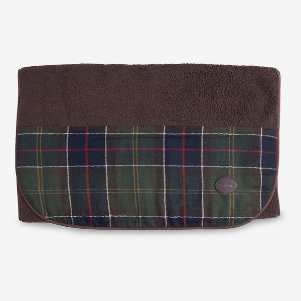 Barbour Wool Touch Dog Blanket