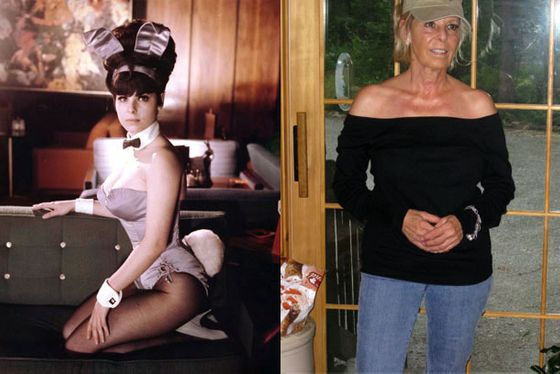 Then: Detroit Playboy Club, 1963–1971  Now: Owned a 30-acre riding academy for twenty years, Tryon, North Carolina