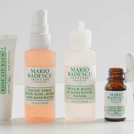 Mario Badescu Mini Must-Haves Set (Rose Edition)