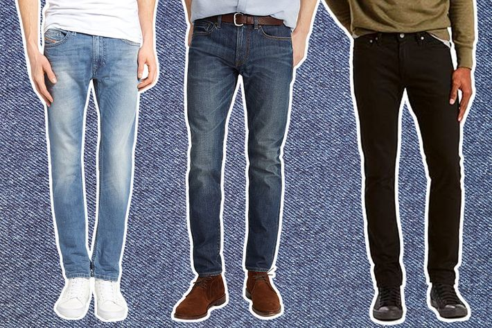 Best mens jeans for skinny guys