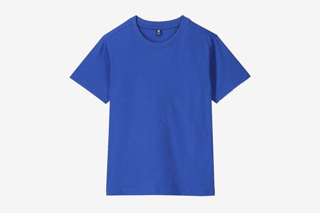 Kids Packaged Color Crewneck Short-Sleeve T-Shirt