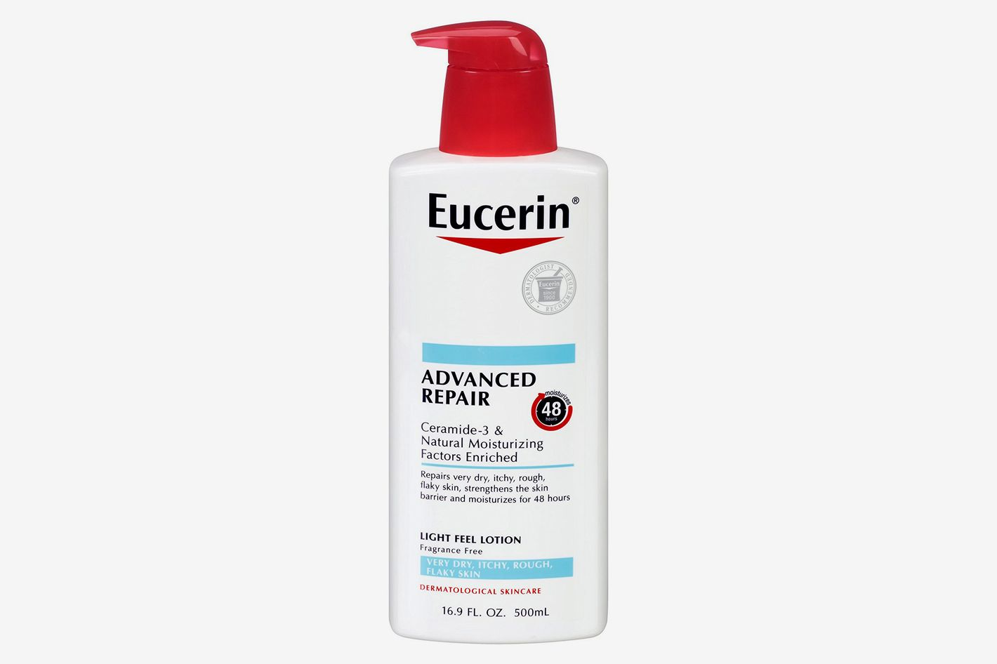 Eucerin Advanced Repair Dry Skin Lotion