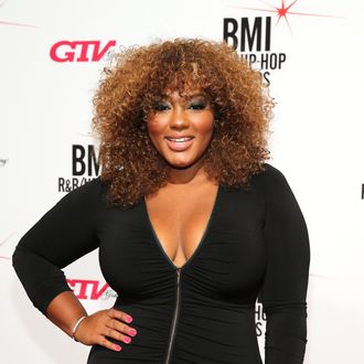 NEW YORK, NY - AUGUST 22: Joanne Borgella attends the 2013 BMI R&B/Hip-Hop Awards at Hammerstein Ballroom on August 22, 2013 in New York City. (Photo by Neilson Barnard/Getty Images for BMI)