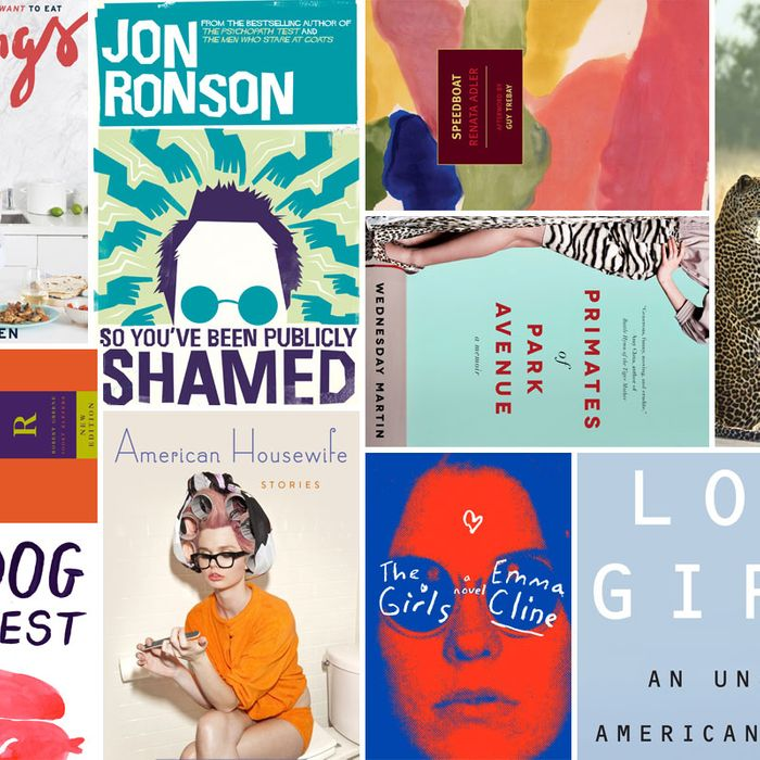 Your June reading list