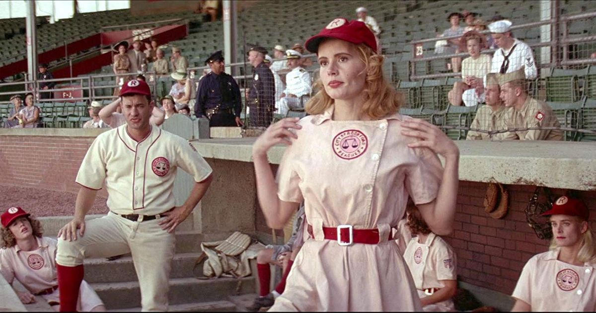 Image result for a league of their own stills