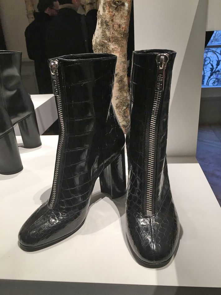 Pierre Hardy boots for Hermès.