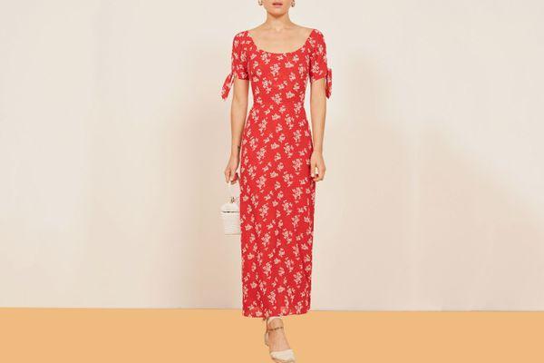 Reformation Meredith Dress